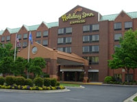Holiday Inn Express BWI Airport West